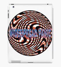 widespread swirl iPad Case/Skin