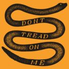 Vintage Dont Tread On Me by LibertyManiacs