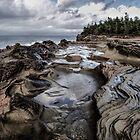 Storm at Cape Arago Oregon Coast by Charles & Patricia   Harkins ~ Picture Oregon