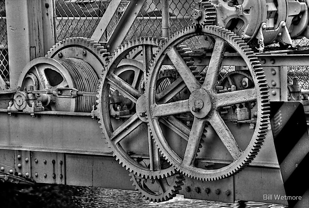Gears by Bill Wetmore