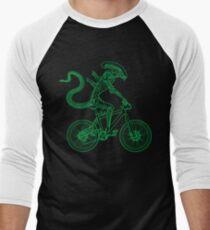 Alien Ride Men's Baseball ¾ T-Shirt