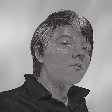 Self Portrait by PurpleBallSTU