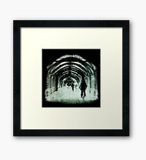 Delusions Framed Print