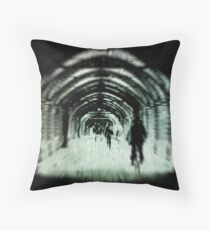 Delusions Throw Pillow