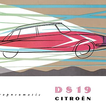 CITROEN DS by ThrowbackMotors