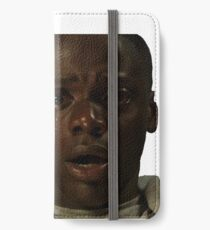 get out iPhone Wallet/Case/Skin