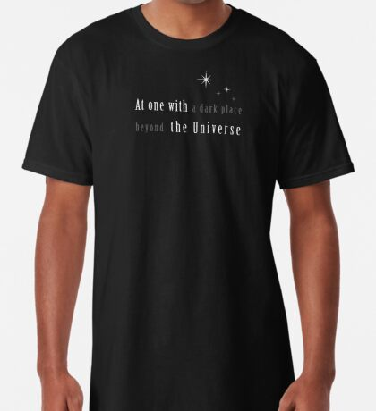 At One With The Universe Long T-Shirt
