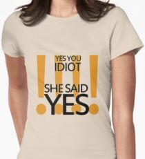 Vauseman - She said Yes T-Shirt