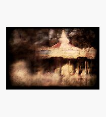 Secrets Photographic Print
