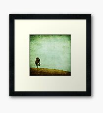 Humble Disposition Framed Print