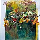 Hawthorn sketch by Robert David Gellion