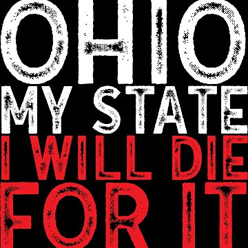 Ohio USA state by emphatic