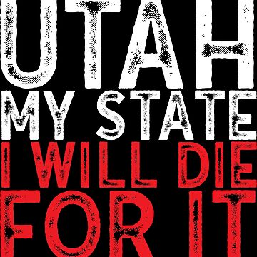 Utah USA state by emphatic