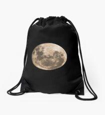 Lunar Perigee Drawstring Bag