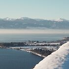 the other side of Ohrid, Macedonia by distracted