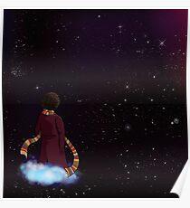 Doctor Who - Tom Baker Poster
