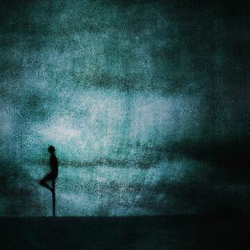 Approaching Dark by parmi