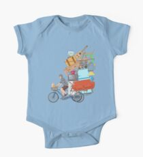 Life on the Move One Piece - Short Sleeve