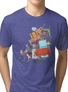Life on the Move Tri-blend T-Shirt
