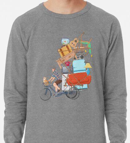 Life on the Move Lightweight Sweatshirt