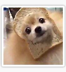 Bread Dog Sticker