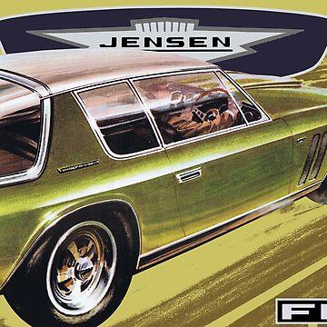 JENSEN INTERCEPTOR FF by ThrowbackMotors