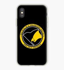 Voluntary Society iPhone Case