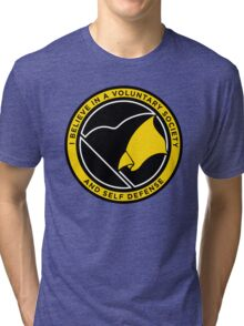 Voluntary Society Tri-blend T-Shirt