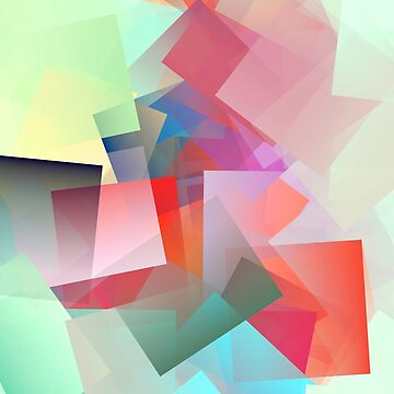 Cubism Abstract 187 by ChrisButler