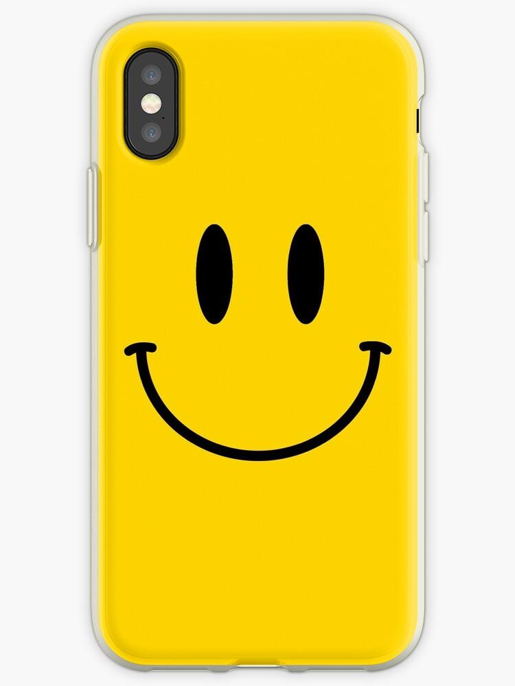 «Camiseta sonriente del ácido retro» de bitsnbobs
