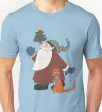 Juggling Santa T-Shirt
