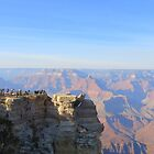 Panoramic Of The Grand Canyon by kkphoto1