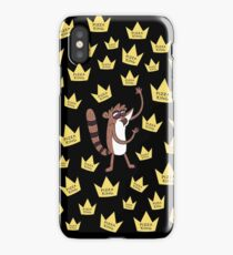 Pizza King iPhone Case