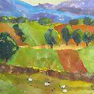 An English Quilt by bevmorgan