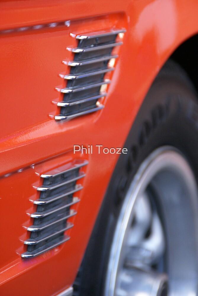 Ford Capri MK1 Facelift 1974 by riotphoto