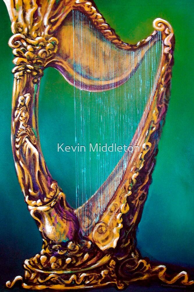 Harp by Kevin Middleton