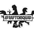#RAPTORSQUAD by Castropheonix
