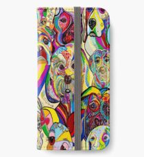 Dogs, Dogs, DOGS! iPhone Wallet/Case/Skin
