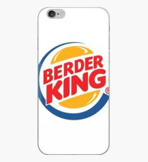Berder King iPhone Case