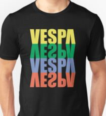 Vespa Reflect Unisex T-Shirt