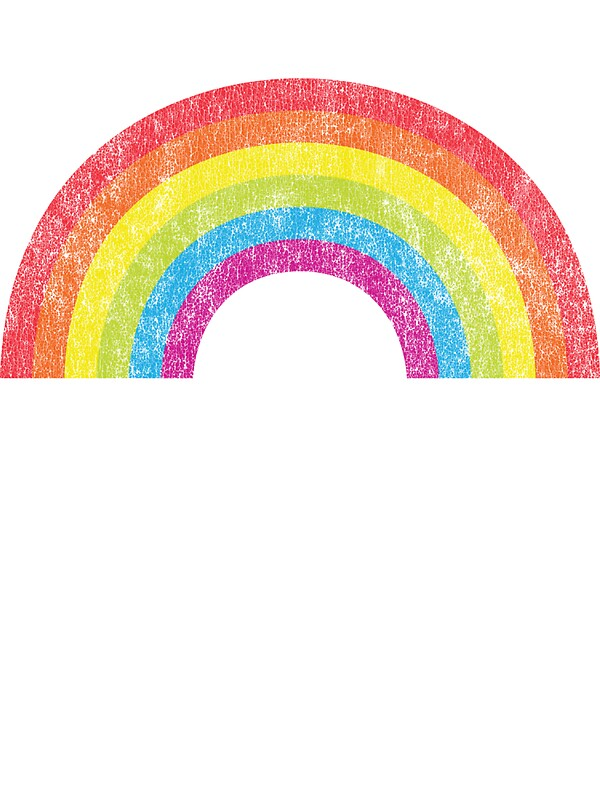 Quot Vintage Rainbow Quot Stickers By Kimberlymarie Redbubble