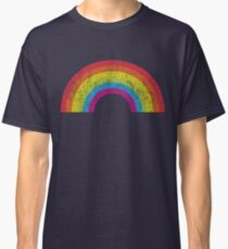 Vintage Rainbow Classic T-Shirt