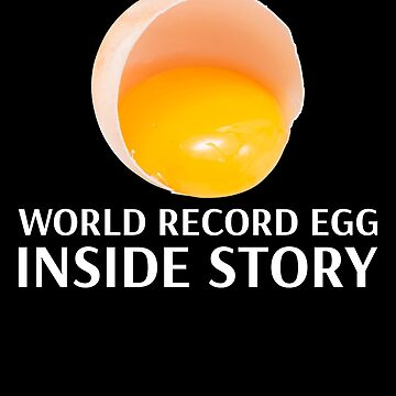 World Record Egg The Secret True Egg Inside Story by peter2art