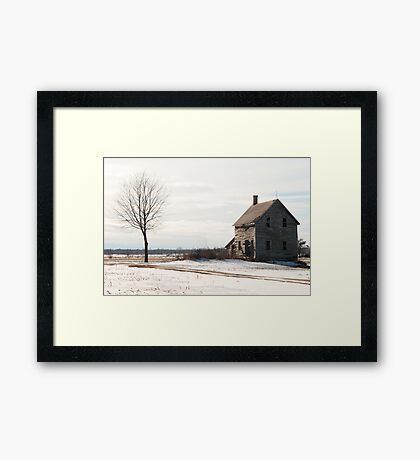 Three More Payments and It's Mine... Framed Print