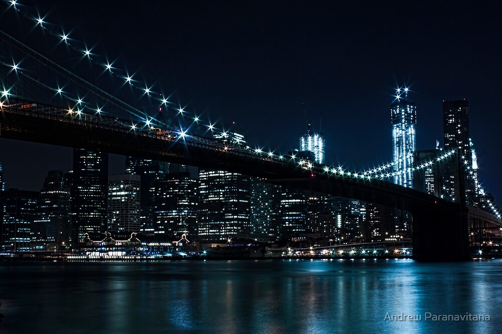 Brooklyn Nights by Andrew Paranavitana