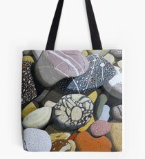 Coastal Rocks Tote Bag