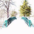 Fabyan Bridge by Brian Gaynor