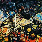 Abstract colors by Maria Vincent
