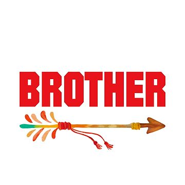 Big Brother Again Long Gift For Sibling by TrendJunky