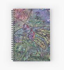 Lepidoptera 7 Spiral Notebook